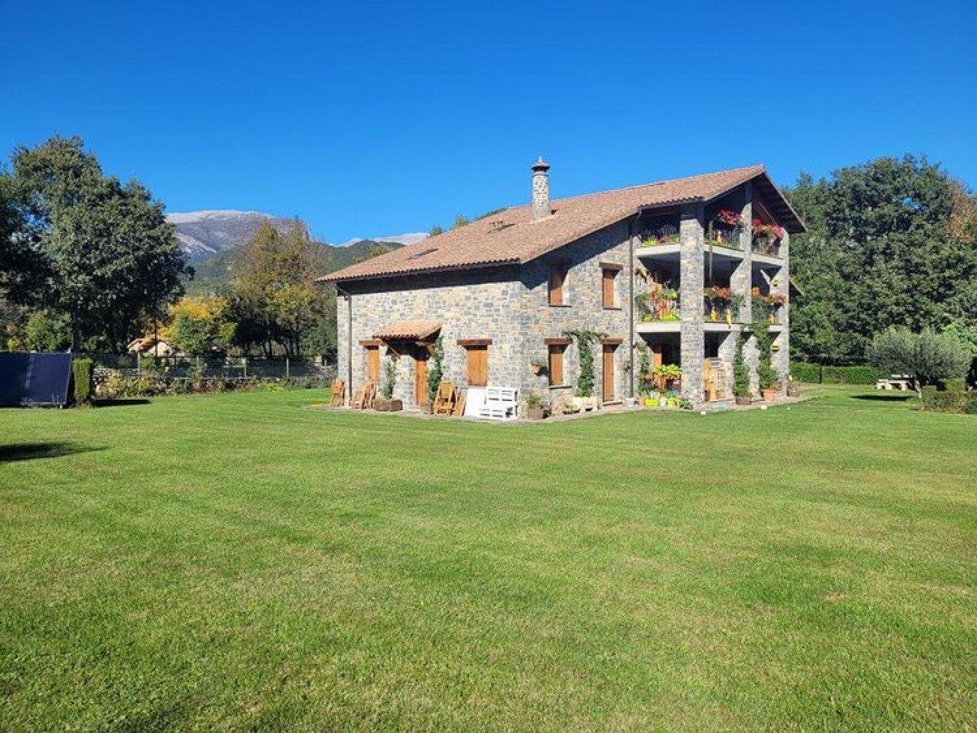 casas rurales con encanto en huesca provincia 1