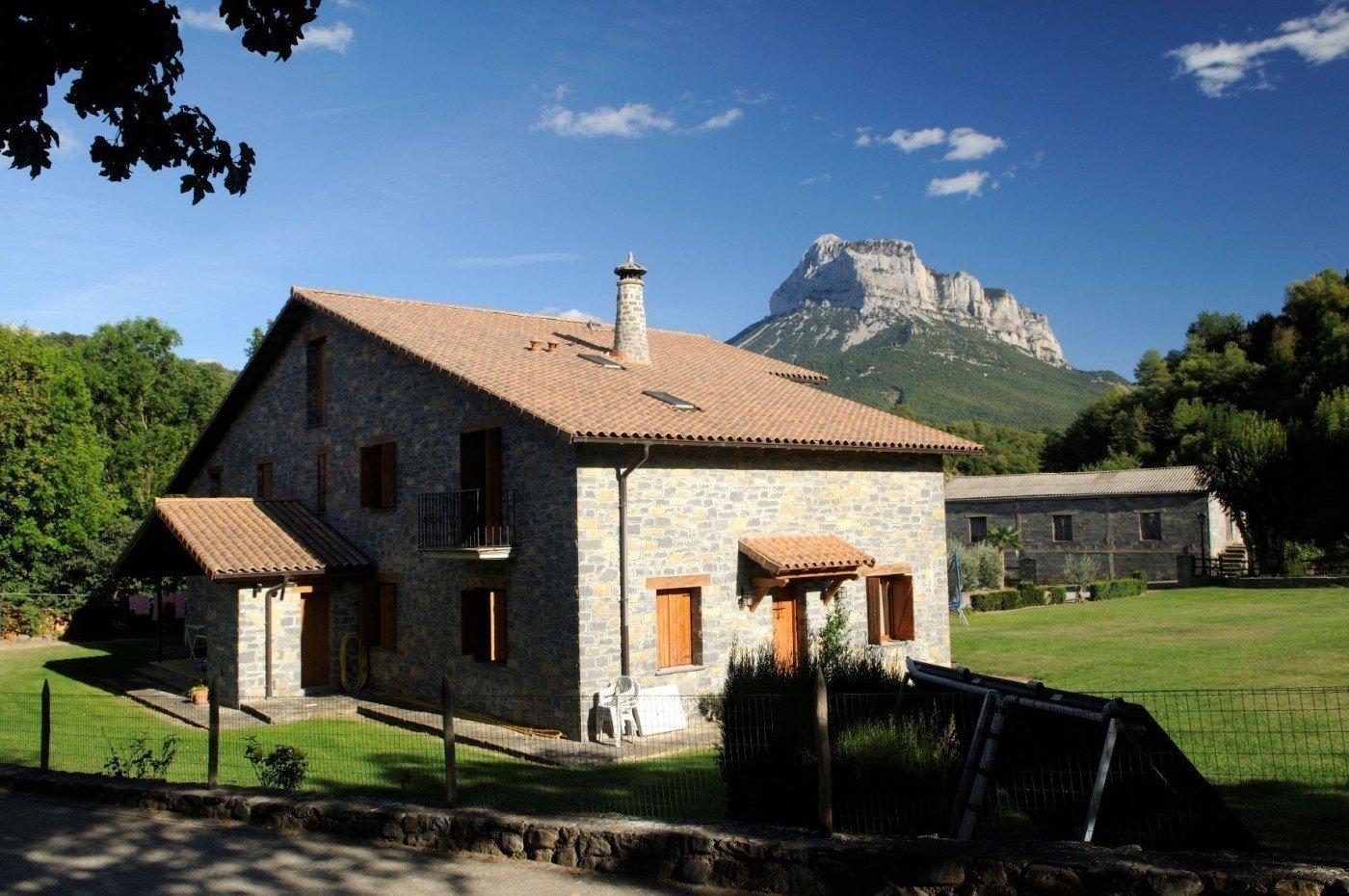 casas rurales con encanto en huesca provincia 11
