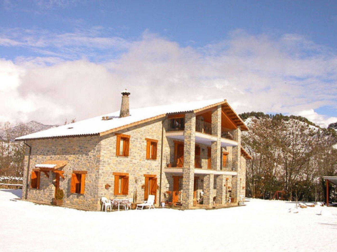 casas rurales con encanto en huesca provincia 16