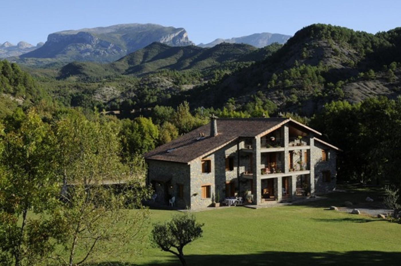casas rurales con encanto en huesca provincia 13