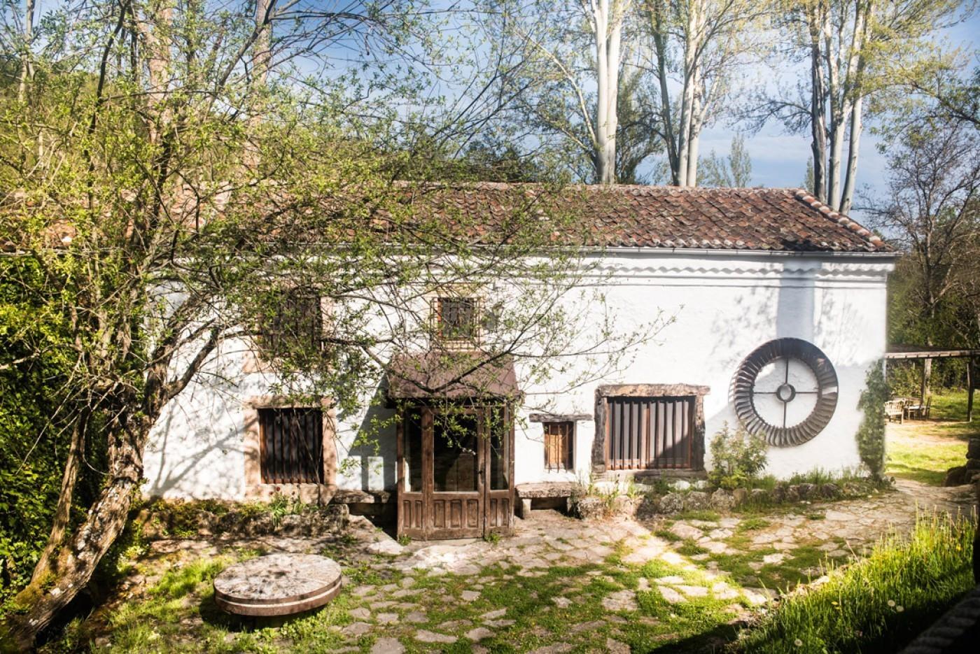 Casa Principal Molino 1